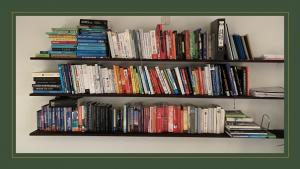 Boekenkast Toolbox